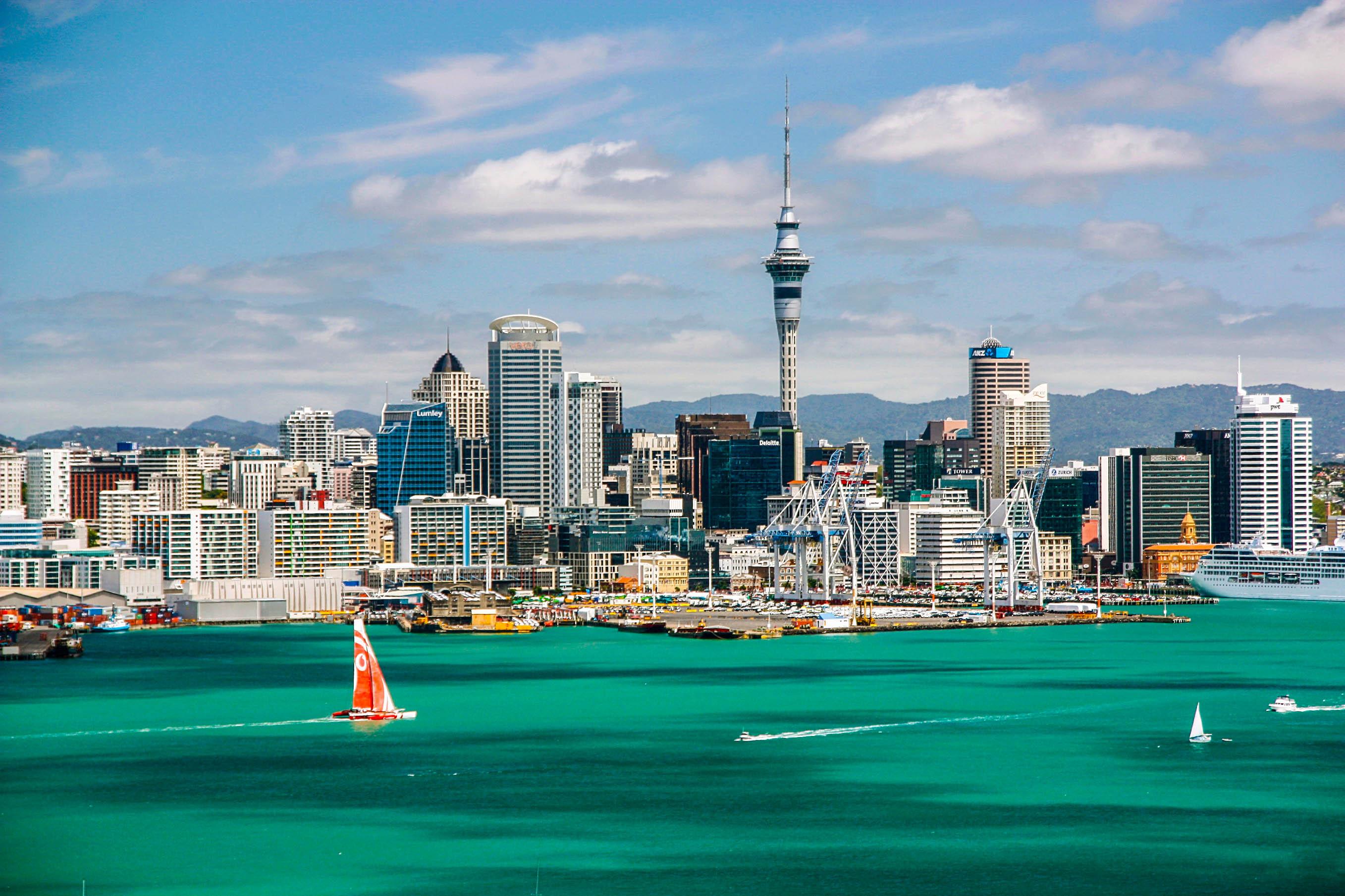 Skyline Auckland Auckland Tipps