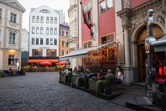Riga Tipps Rock Cafe