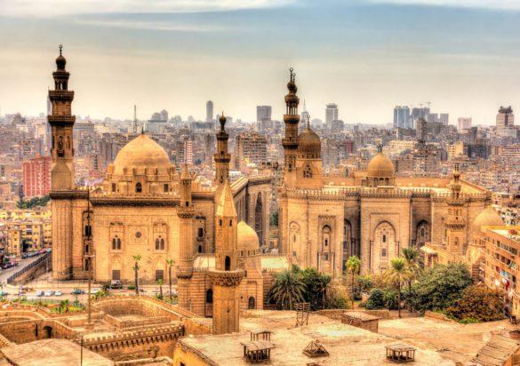Ägypten Reise Kairo Sicherheit