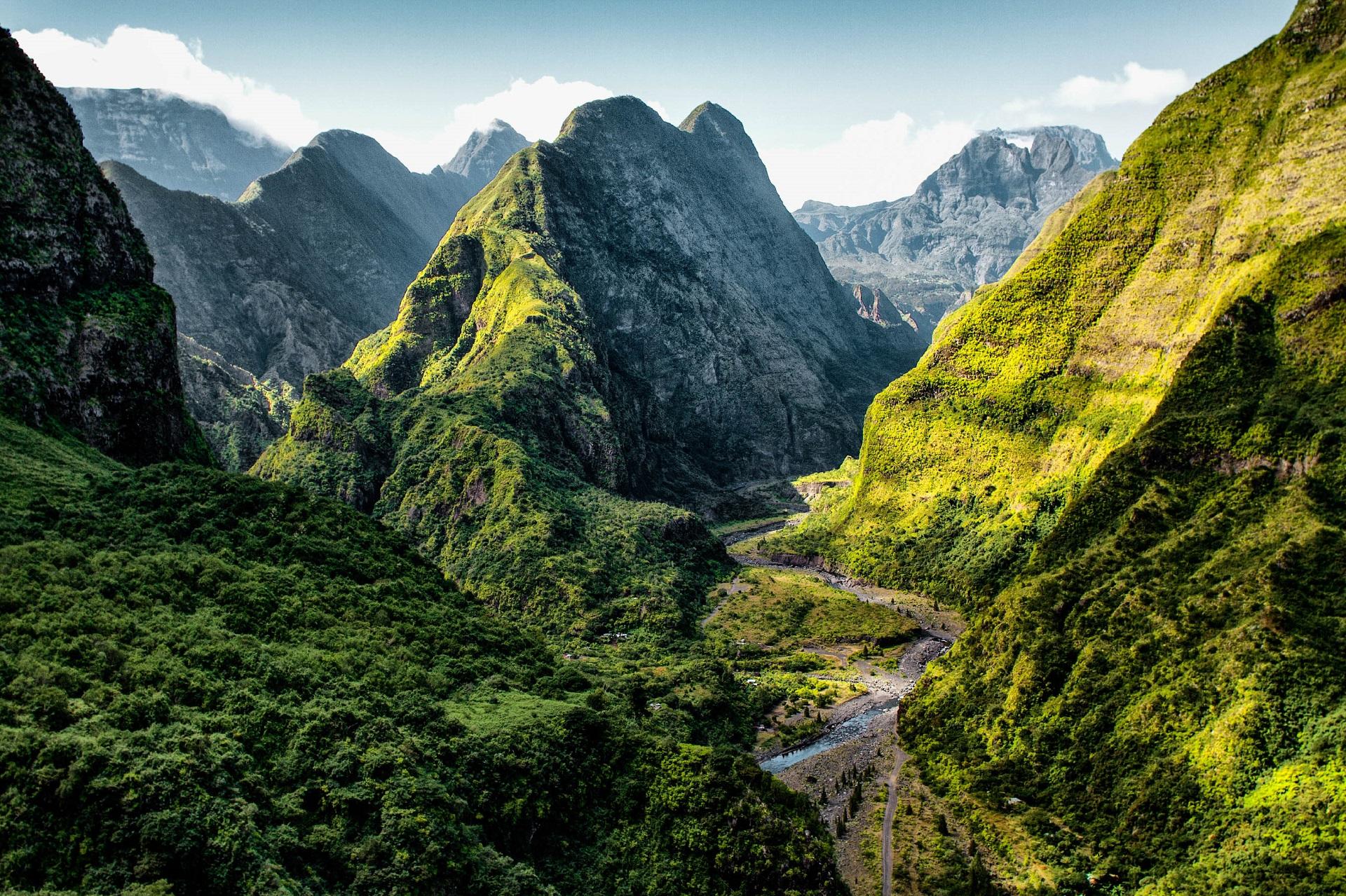 La Réunion Wandern