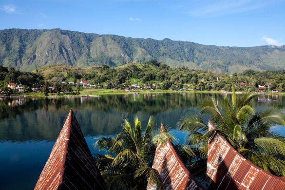 Tobasee in Indonesien