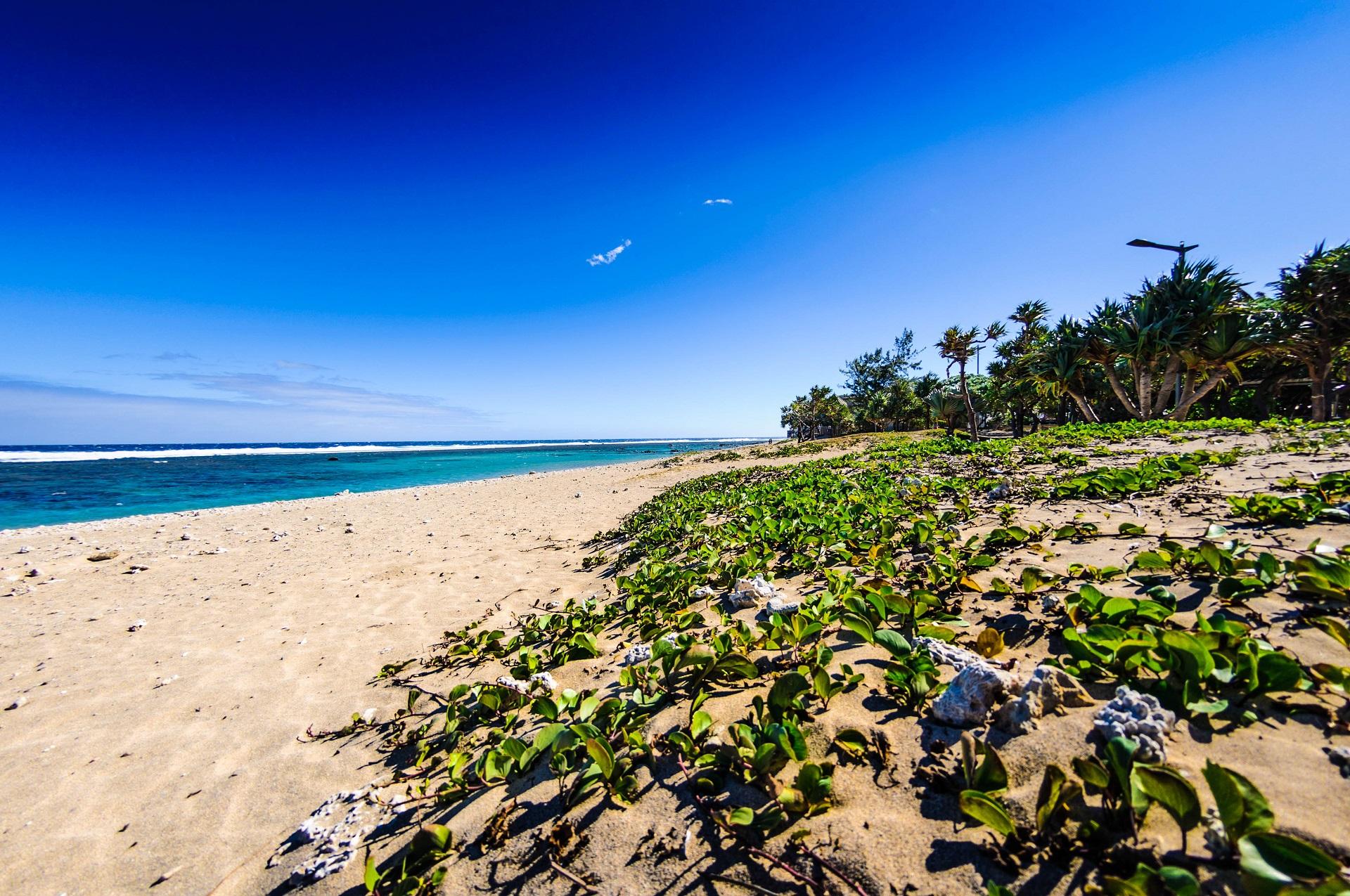 La Réunion Strand