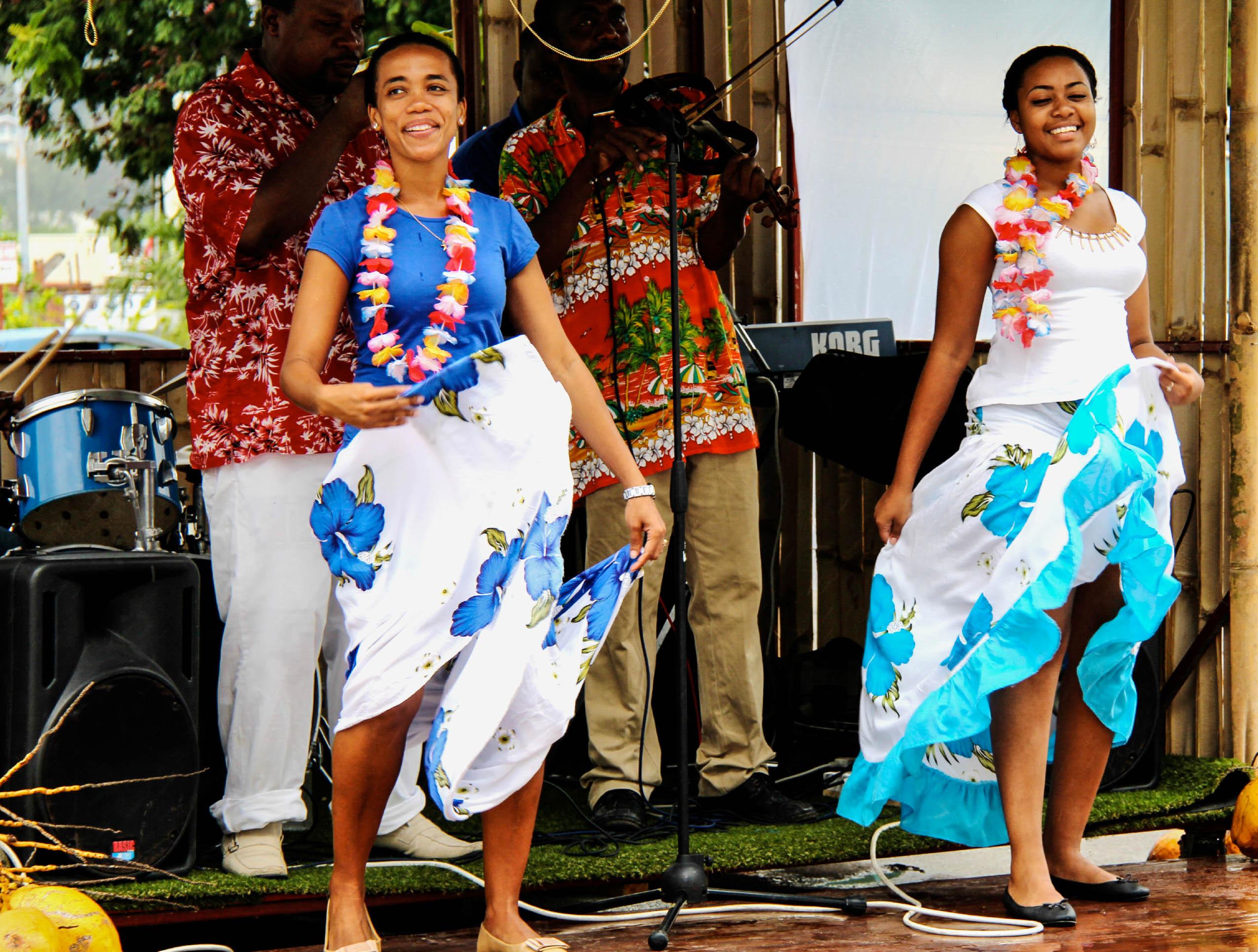 La Réunion Kreolische Kultur
