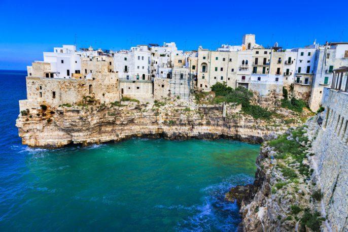 Polignano al mare_Puglia_shutterstock_265657952