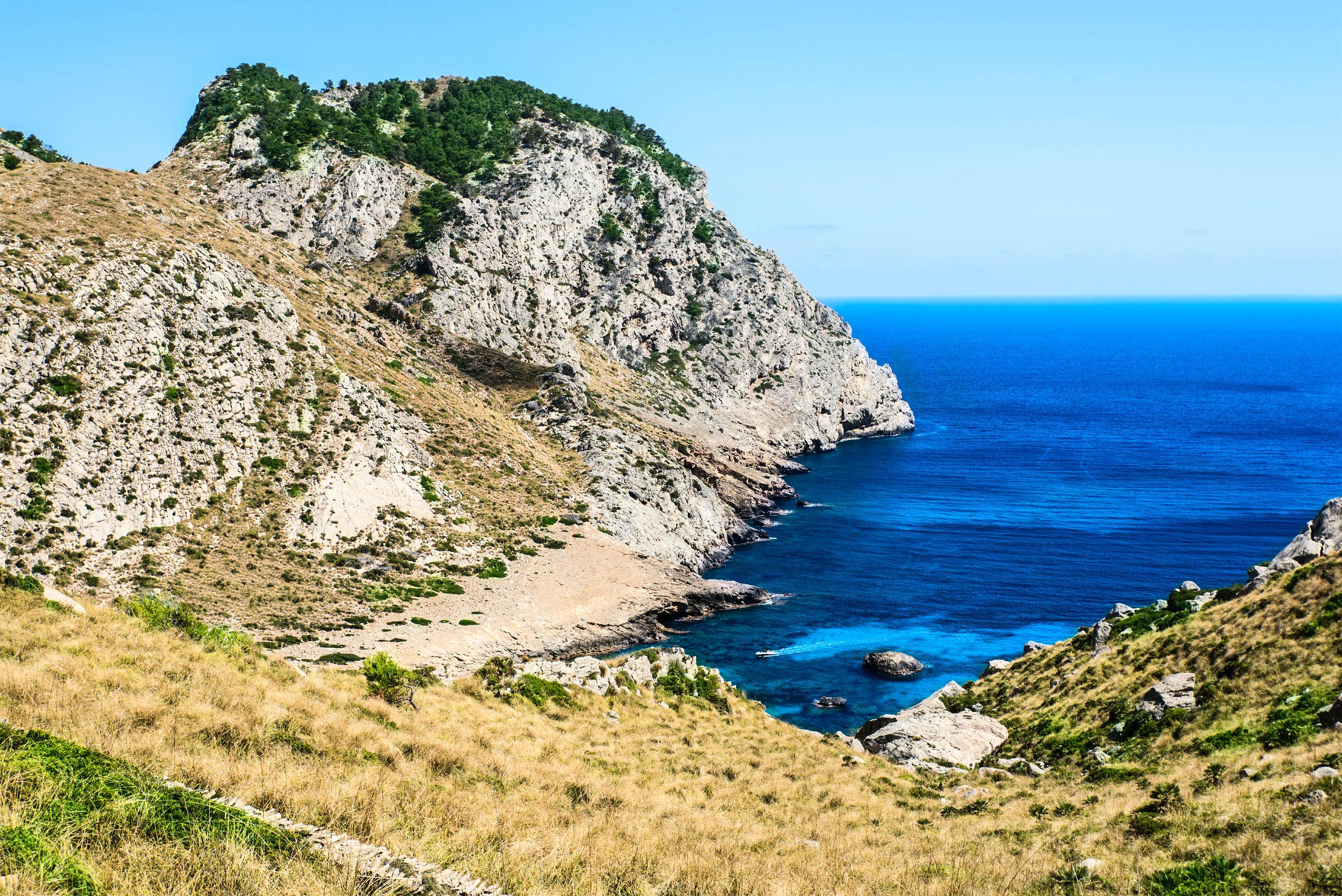 Schönsten Strände Mallorcas Cala Figuera