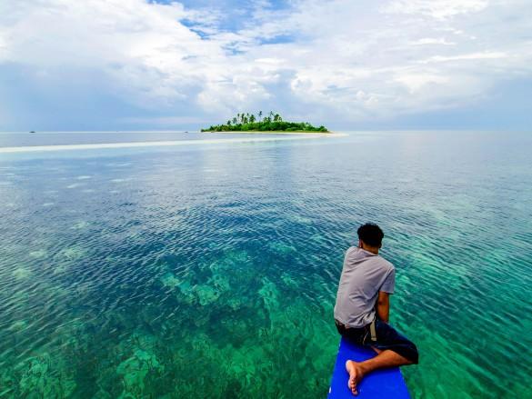 Philippinen Wassertaxi Fähre Insel