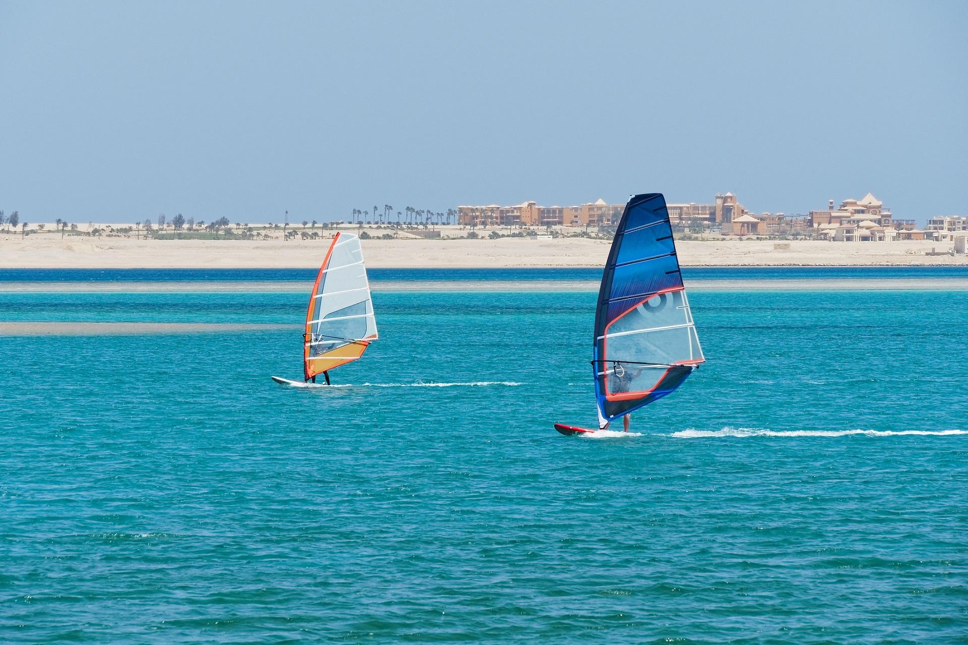 Hurghada Tipps, Kitesurfing, Ägypten