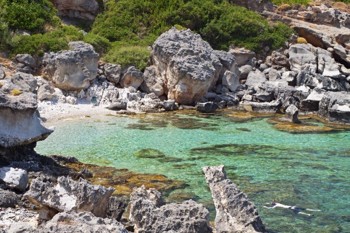 Kefalonia Griechenland Skala Beach