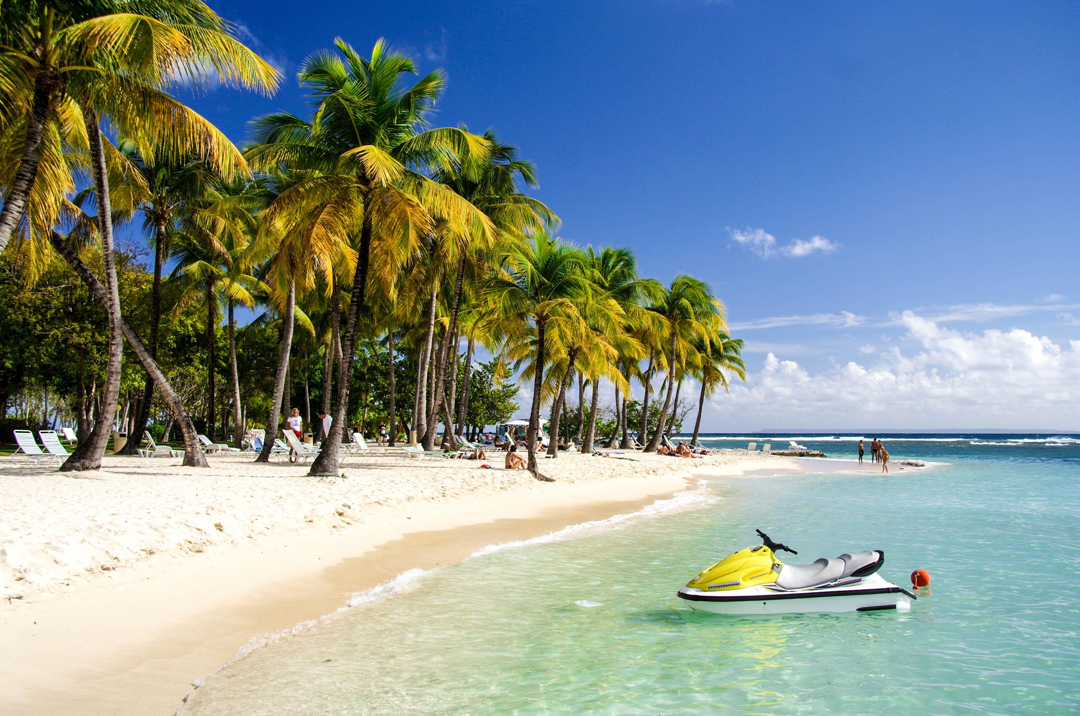 Guadeloupe fasziniert