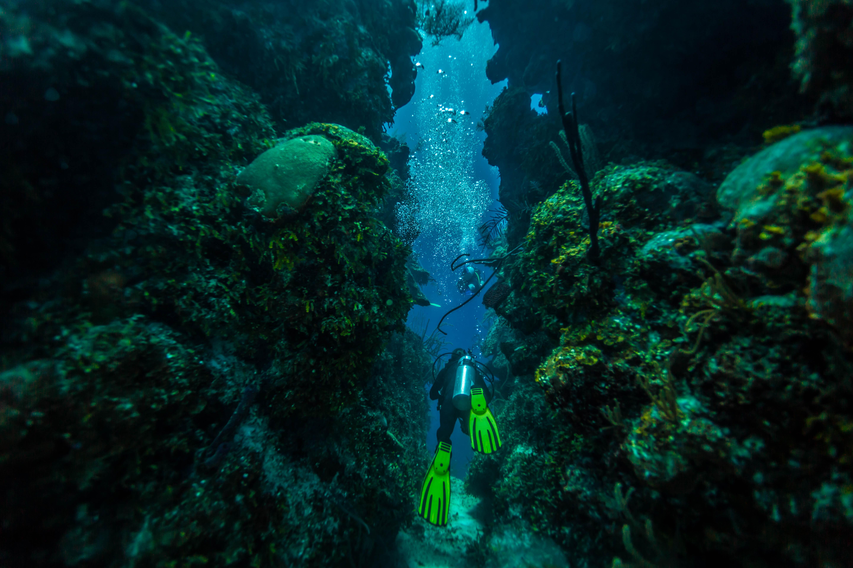 Naturphänomene Blue Hole Belize