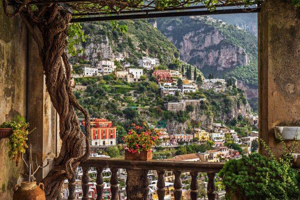 Positano Amalfiküste Italien