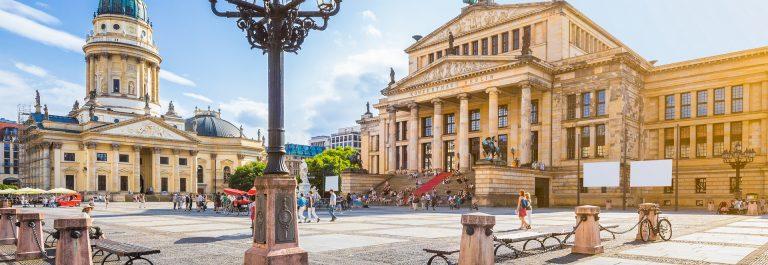 Berlin Gendarmenmarkt shutterstock_411844984