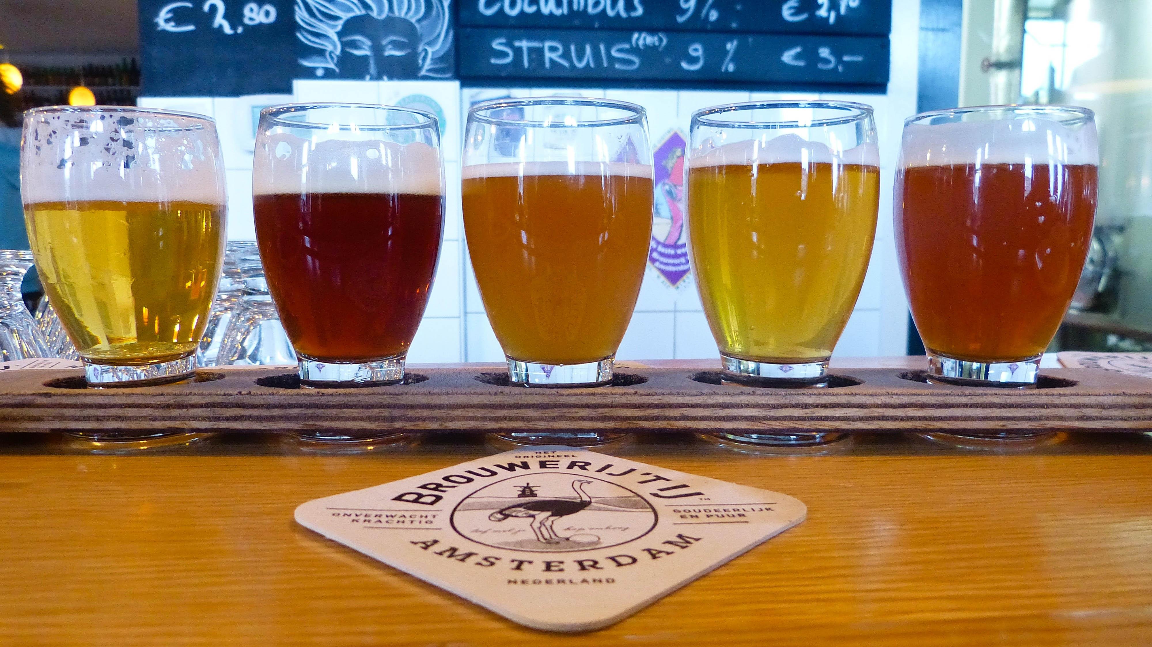 Amsterdam Bier