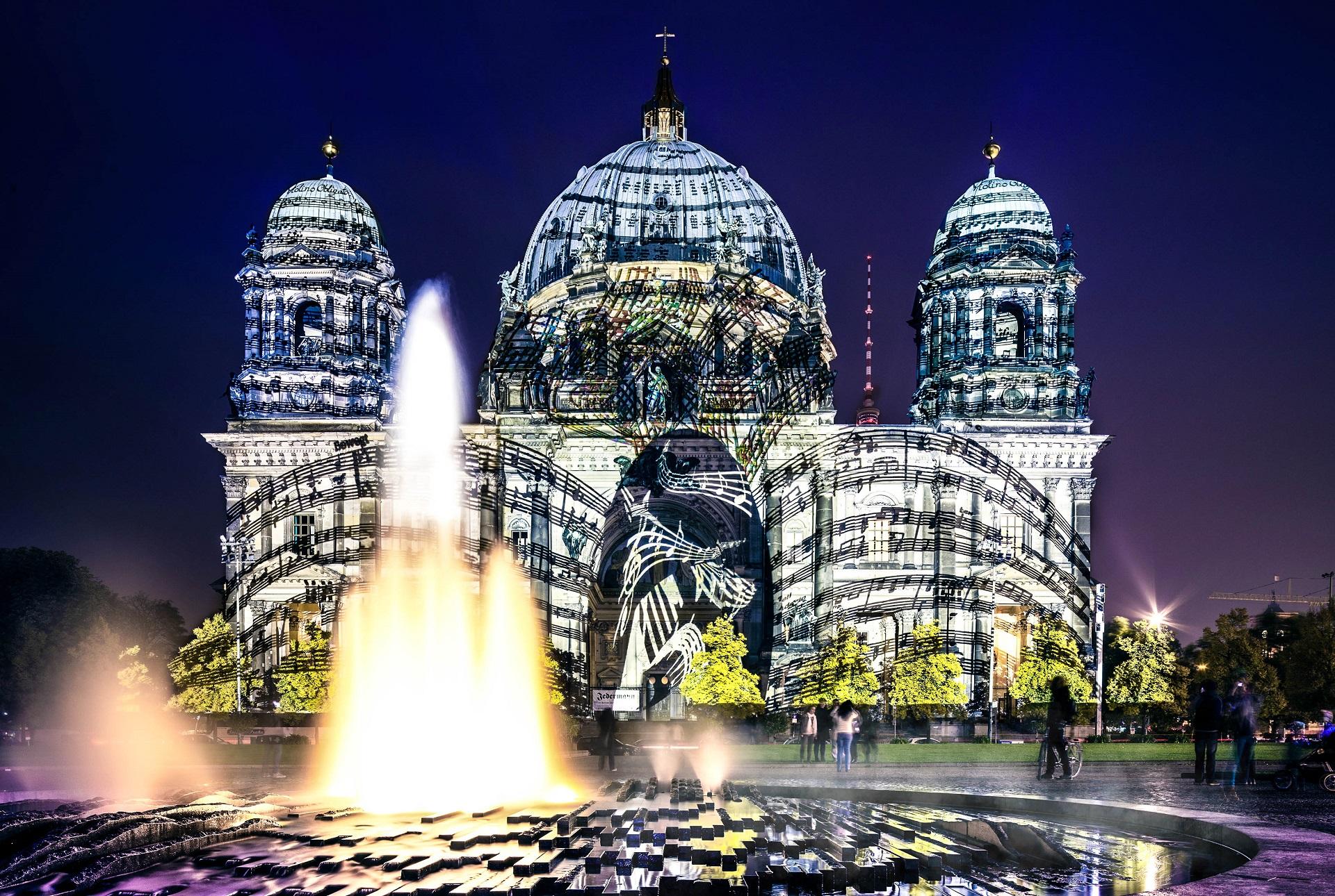 Berlin leuchtet Berliner Dom