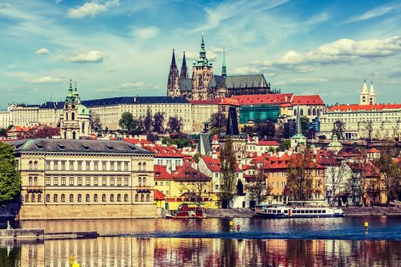 Sehenswürdigkeiten in Prag, Prager Burg