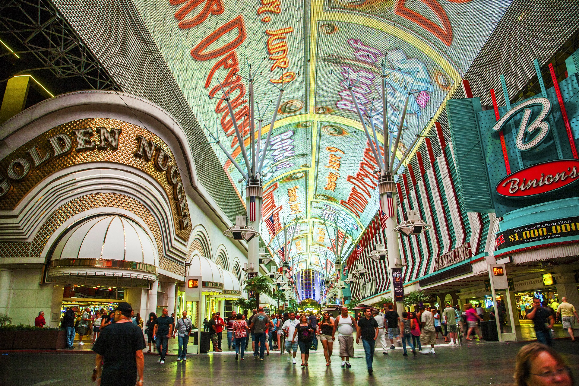 Do and Don'ts in Las Vegas, Fremont Street, Old Las Vegas