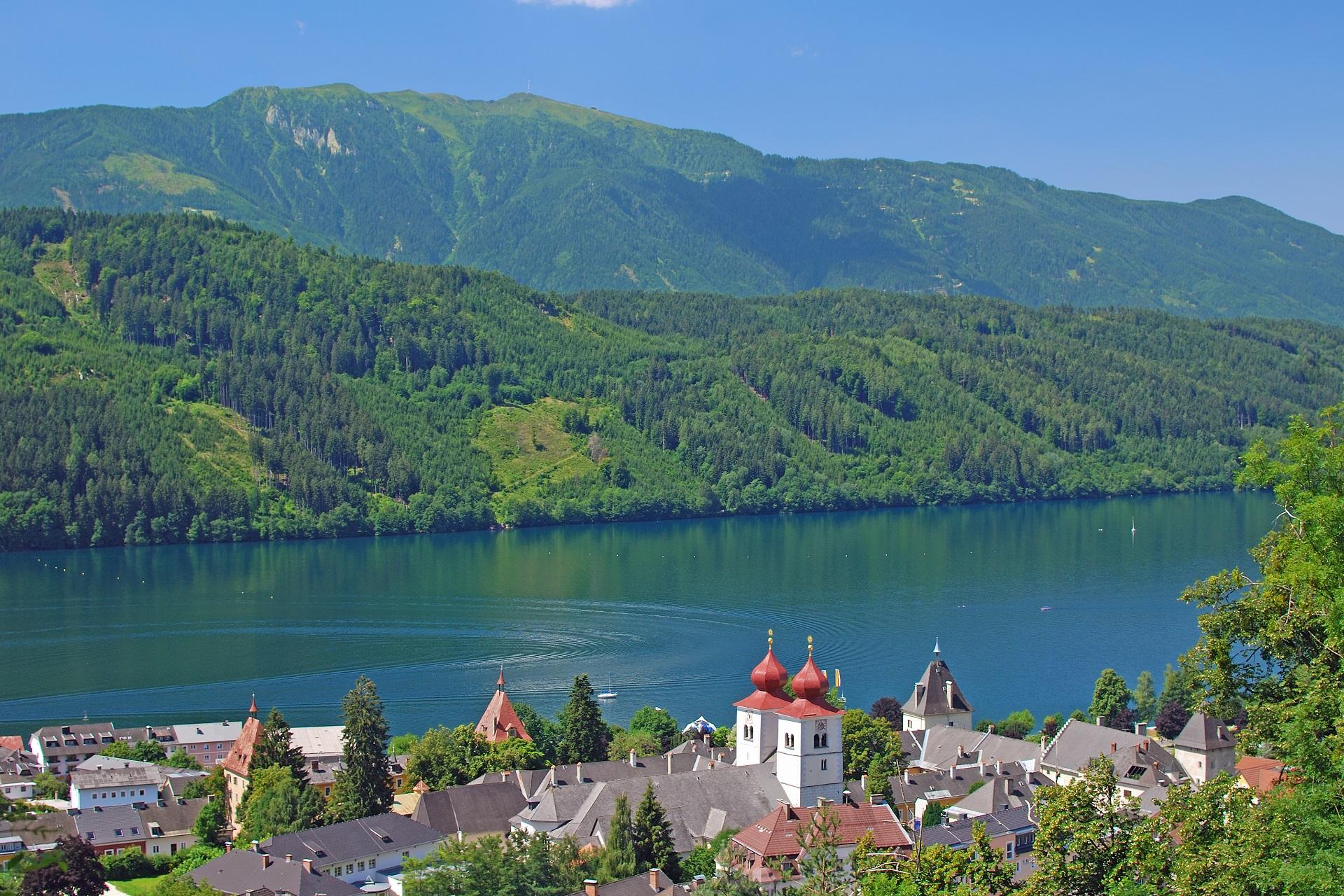 Die schönsten Bergseen der Alpen, Millstätter See