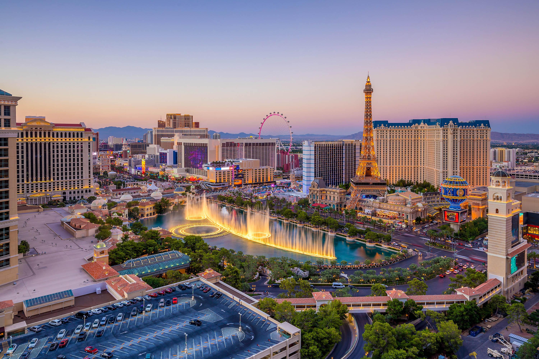Frauen auf der Suche nach Männern in Las Vegas
