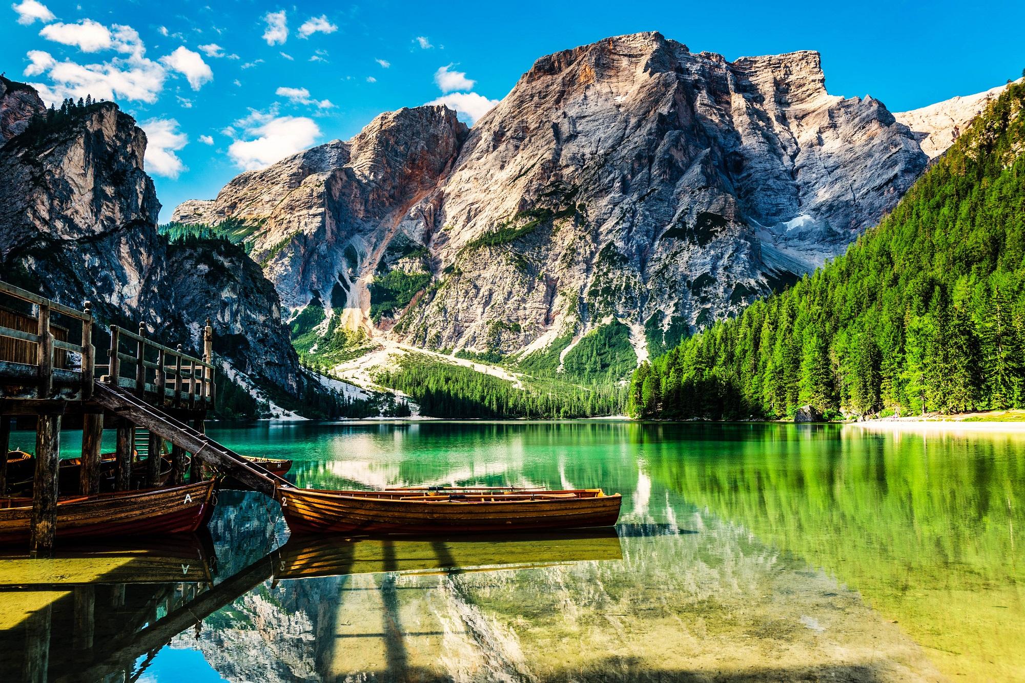 Die 5 außergewöhnlichsten Bergseen | Urlaubsguru.at