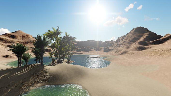 3d-rendering-Oasis-in-the-desert_shutterstock_640181305_klein