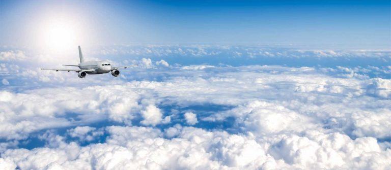 Several aircraftes in blue sky shutterstock_1920_54671629-2