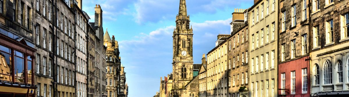 View down the Royal Mile, Edinburgh, Scotland iStock_000043834294_Large-2 (1)