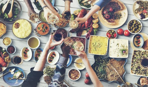 Familienurlaub in El Gouna Dine Around
