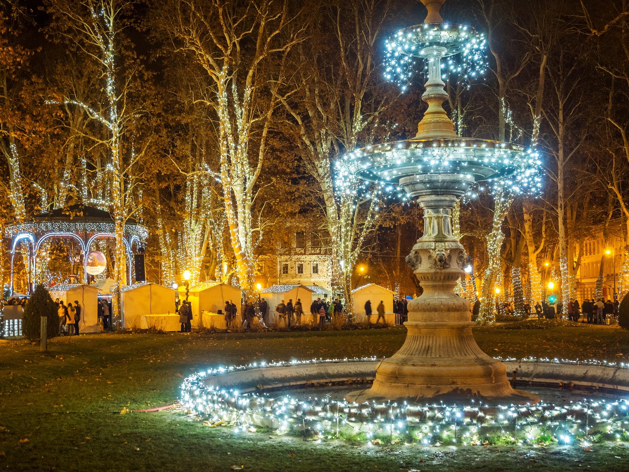 Der Schönste Weihnachtsmarkt.Die Schönsten Christkindlmärkte Europas