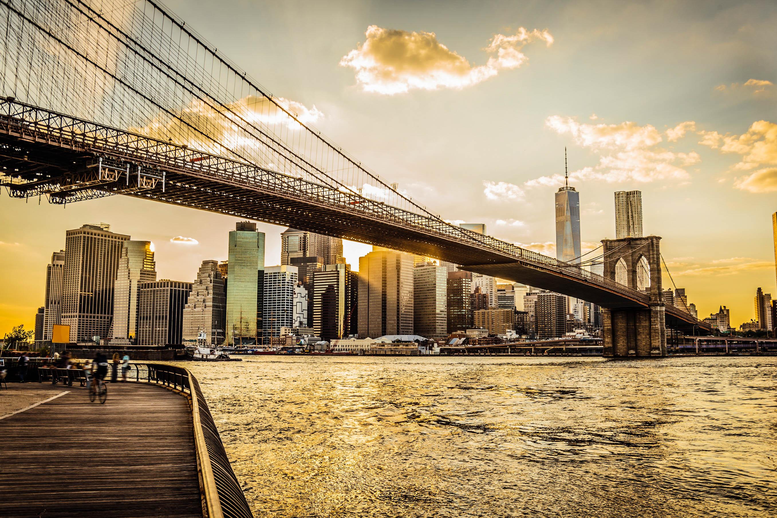 Bridge At Long Island City