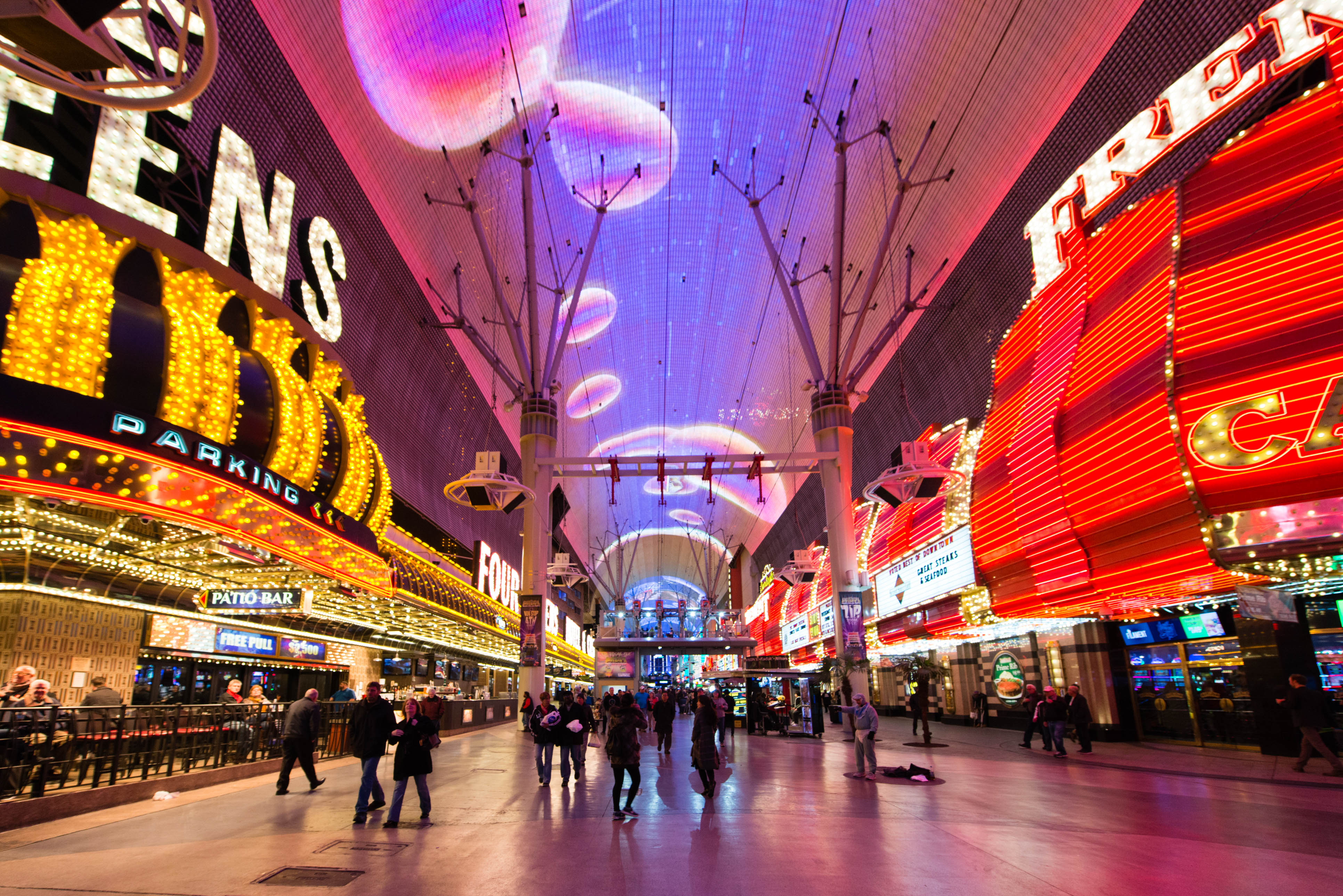Aktuelle Uhrzeit Las Vegas