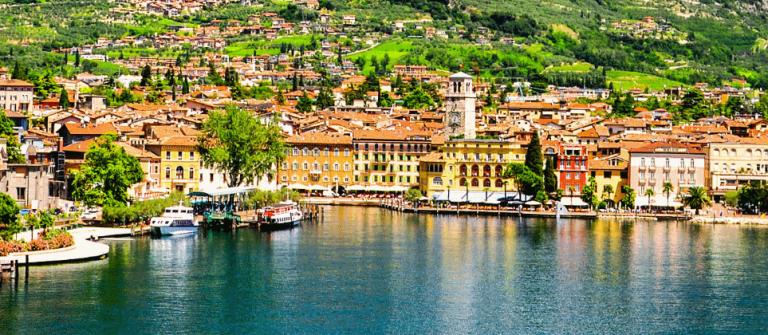 beste reisezeit Gardasee