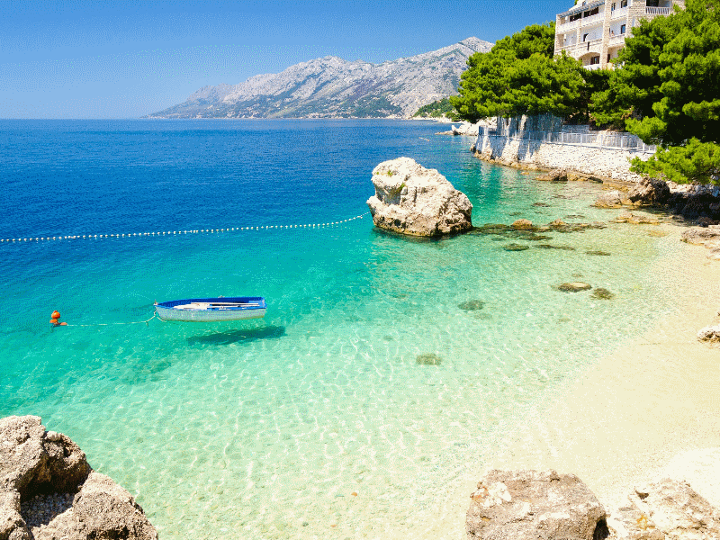 Beste Reisezeit Kroatien