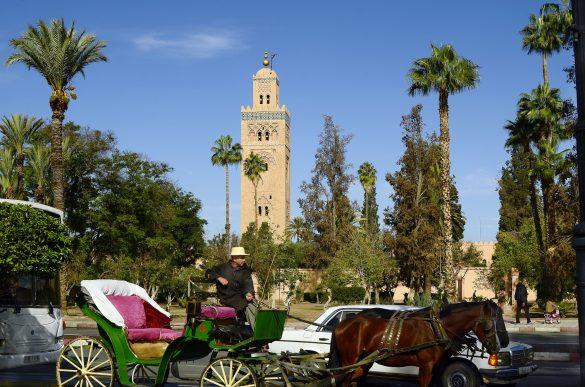 Marokko-Marrakesch_iStock-831299604_EDITORIAL-ONLY_fotofritz16-klein-585×387