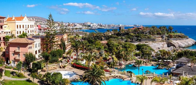 Tenerife island, Spain shutterstock_89500042-2
