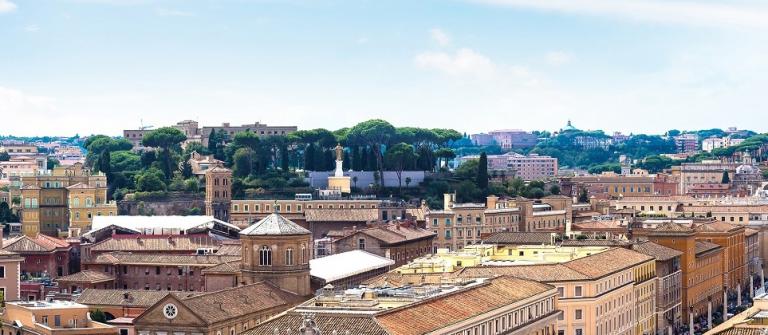 beste reisezeit rom