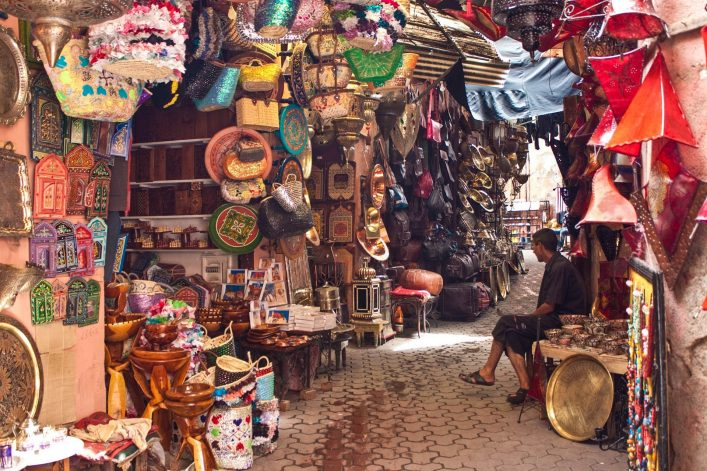 view-of-a-stall-at-main-bazaar-in-marrakech-morocco-shutterstock_235504540-2