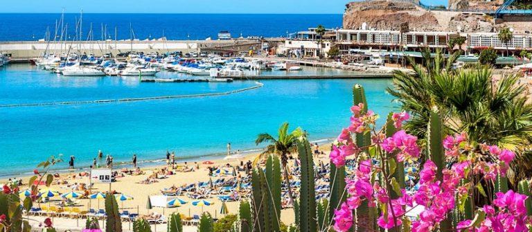 Puerto Rico's beach Grand Canary Spain iStock_50589612
