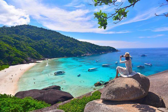 Packliste Thailand