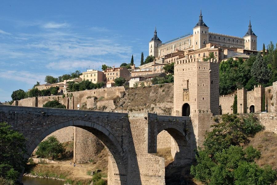 Toledo ist die Hauptstadt von Kastilien-La Mancha und einer der meistbesuchten Orte der Region.