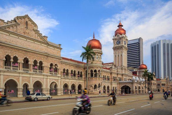 Kuala Lumpur Tipps, Merdeka Square