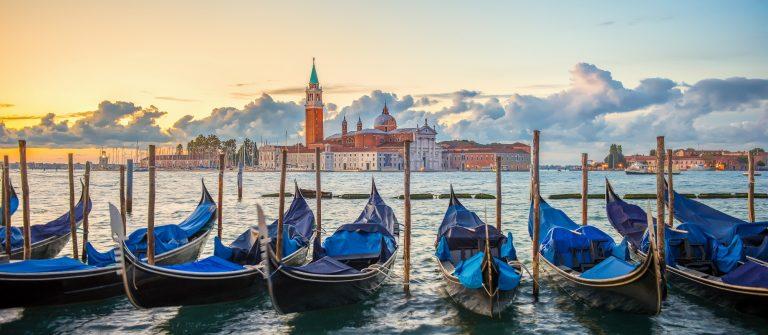 beste Reisezeit Venedig