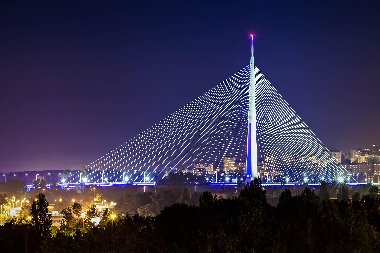 Belgrad Tipps Savebrücke