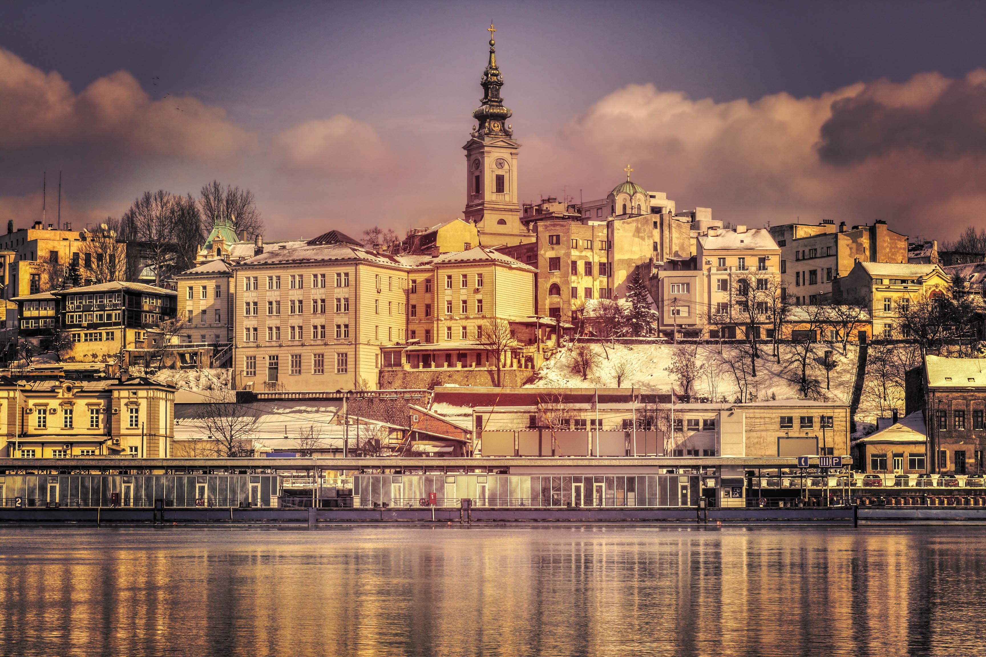 Belgrad Tipps Skyline