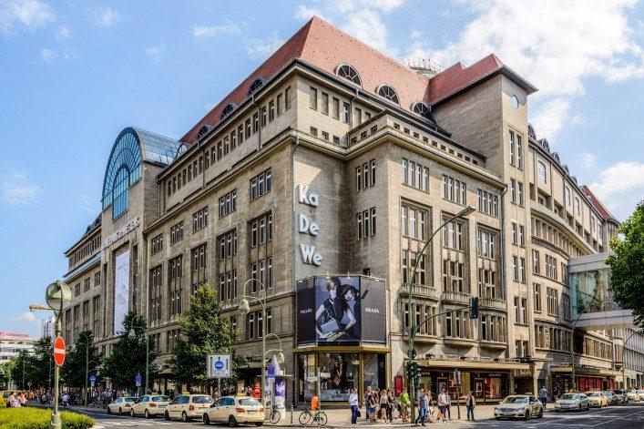 Kaufhaus des Westens – Berlin