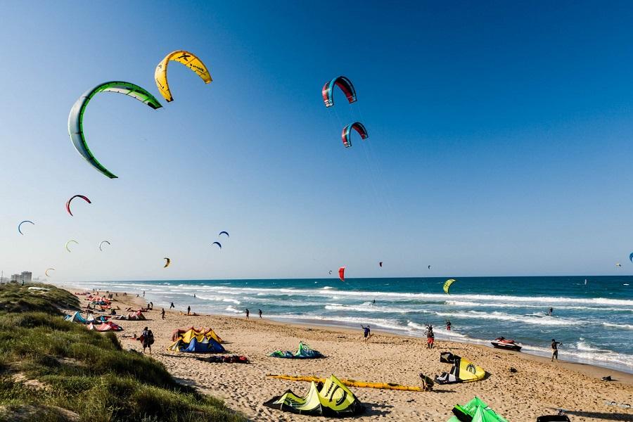 Strand Albufera bei Valencia ist einen Besuch wert
