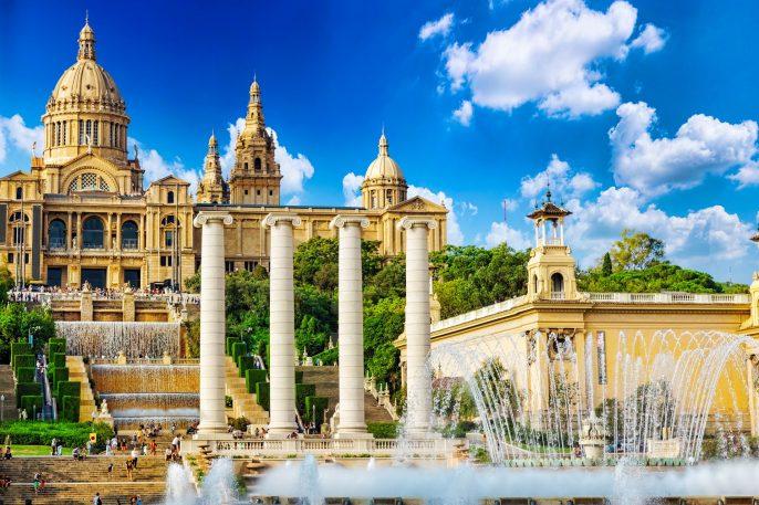 Nationalmuseum Barcelona