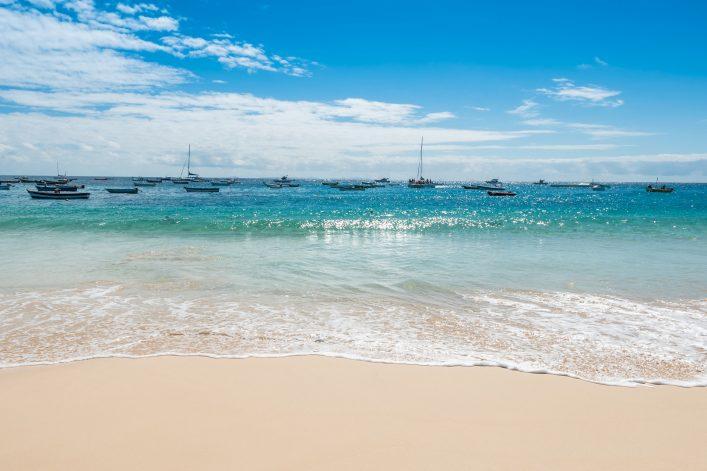 Santa Maria beach in Sal Cape Verde – Cabo Verde