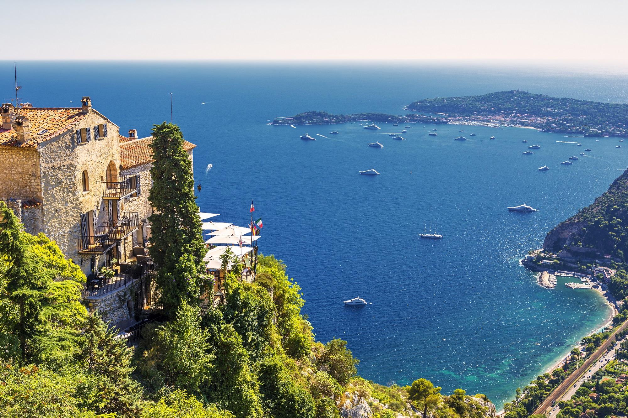 Côte d\'Azur Tipps: Traumurlaub in Südfrankreich
