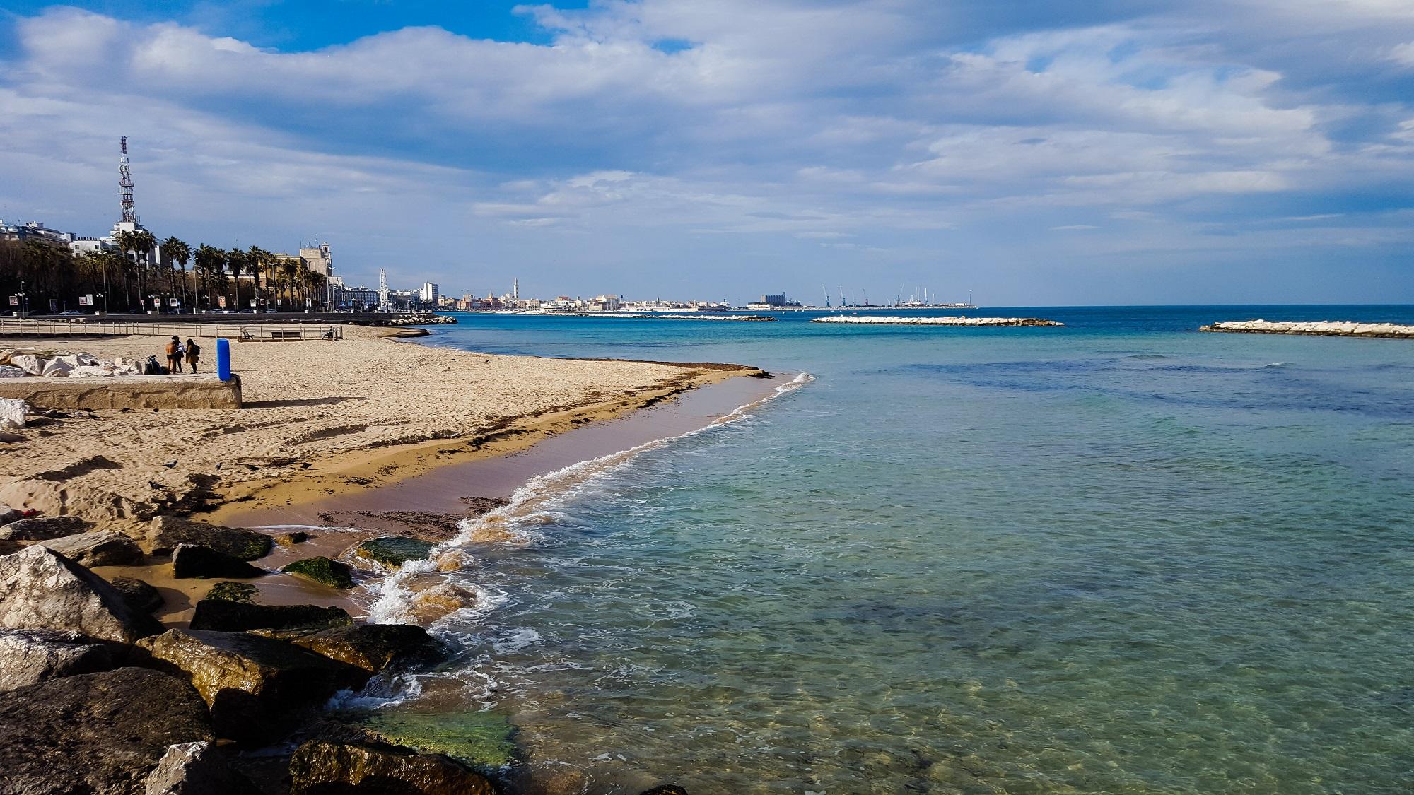 Apulien Karte Strände.Bari Tipps Bella Italia Ruft Urlaubsguru