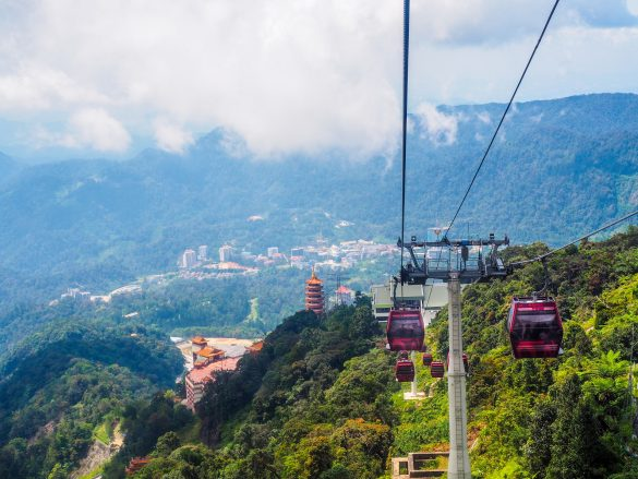 Kuala Lumpur Tipps, Skyway, Genting Highlands